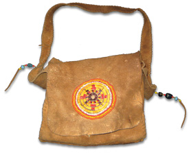 Native American Craft Bag