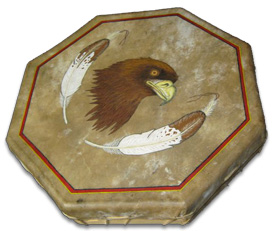 Native American Craft Drum