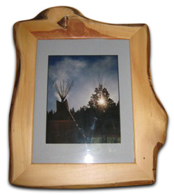 Juniper Sculpture Frame