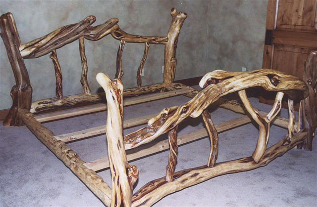 Juniper Bed Furniture