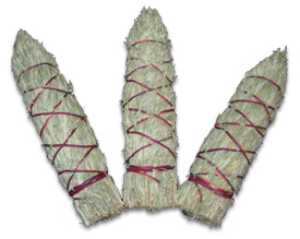 Native American Craft Smudge Sticks